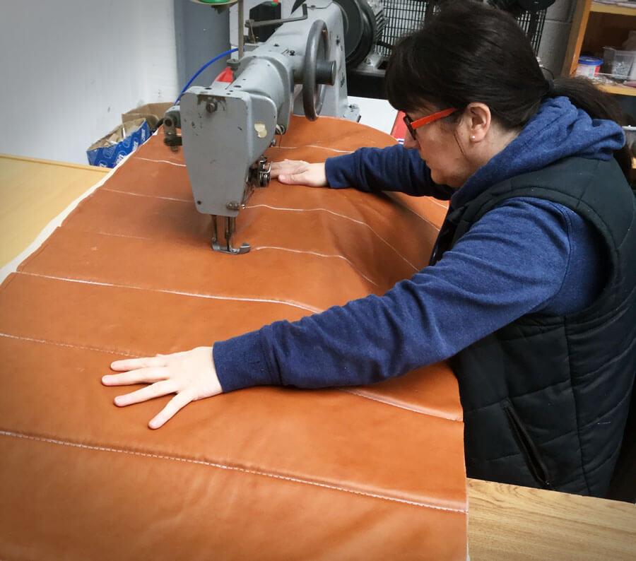 Quality Upholstery at Portarlington Enterprise Centre