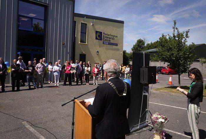 Portarlington Enterprise Centre Innovation Hub Grand Opening