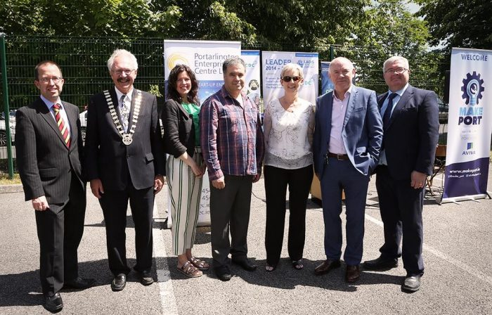 Portarlington Enterprise Centre Innovation Hub Grand Opening