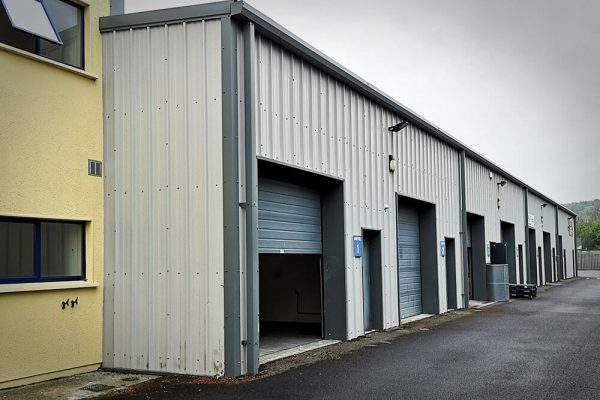 Portarlington Enterprise Centre Industrial Units
