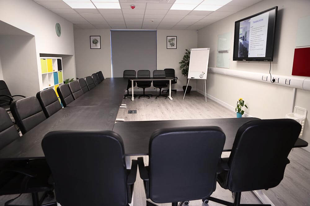 Portarlington Enterprise Centre Training Room