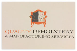 Quality Upholstery Portarlington Logo