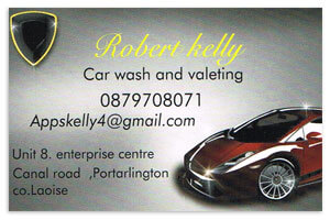 Robert Kelly Portarlington Enterprise Centre