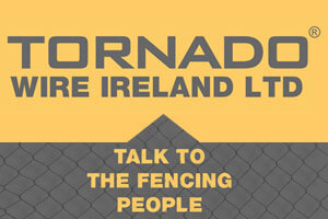 Tornado Wire Ireland logo Portarlington Enterprise Centre