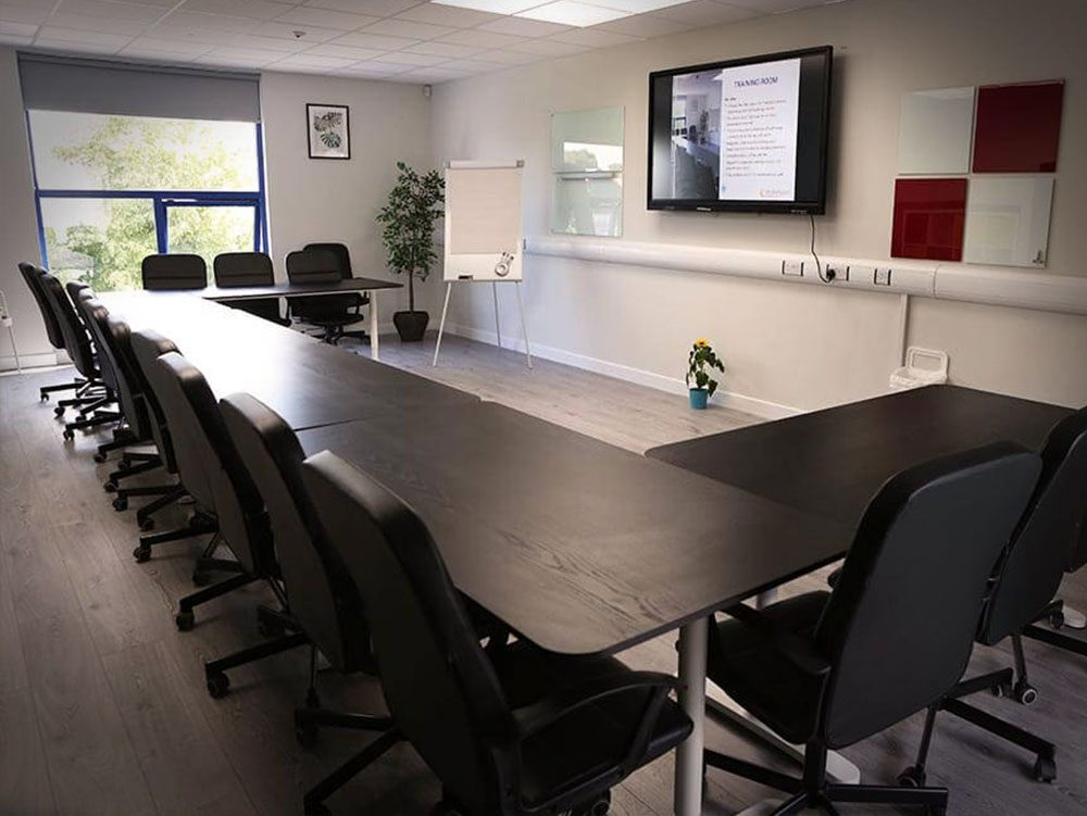 Training room Portarlington Enterprise Centre