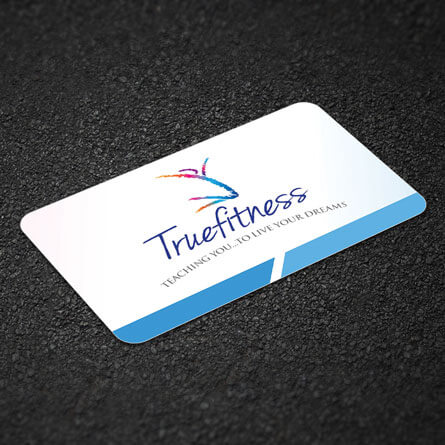 True Fitness Portarlington Enterprise Centre card